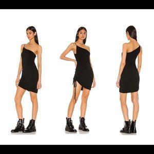 Michael Lauren 'Darren' One Shoulder Party Dress